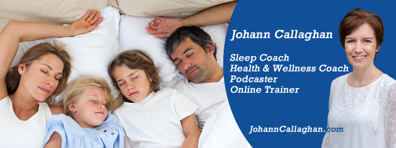 Johann Callaghan - Sleep Coach
